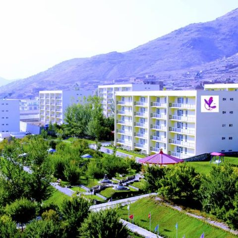 Moraa is the first Women Educational Complex in Afghanistan